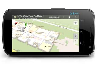 Google Indoor Location