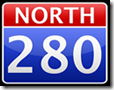 280 North Logo